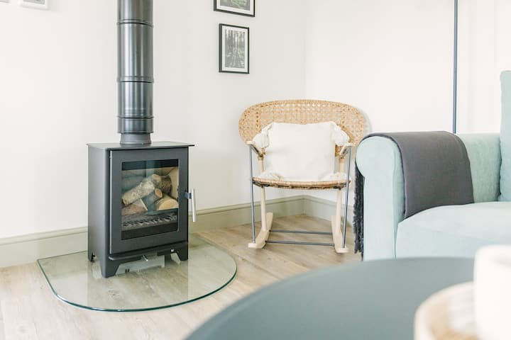 Stylish 1 Bedroom Suffolk Lodge