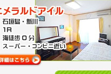 Good place with the ocean view - Ishigaki-shi - Apartemen