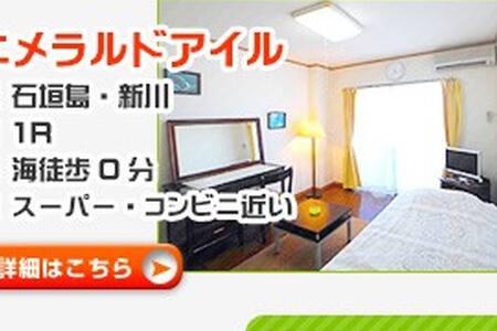 Good place with the ocean view - Ishigaki-shi - Apartmen