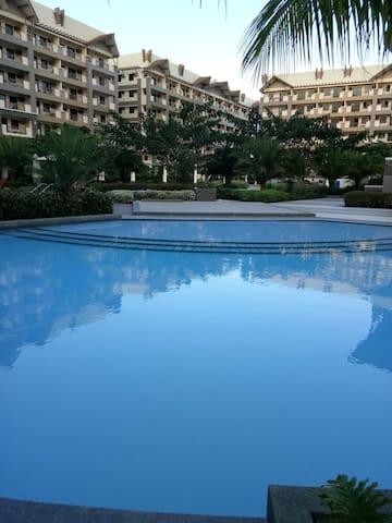 New getaway two-bedroom condo close to BGC - Taguig - Apartemen