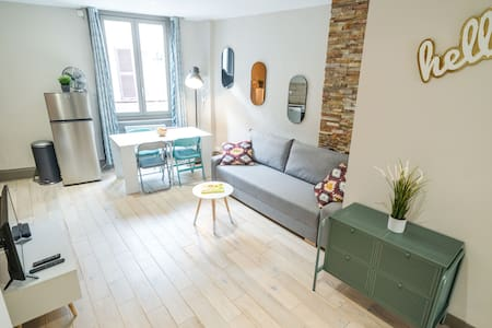 Le NewYorkais- appartement 4 pers- Oullins-Lyon