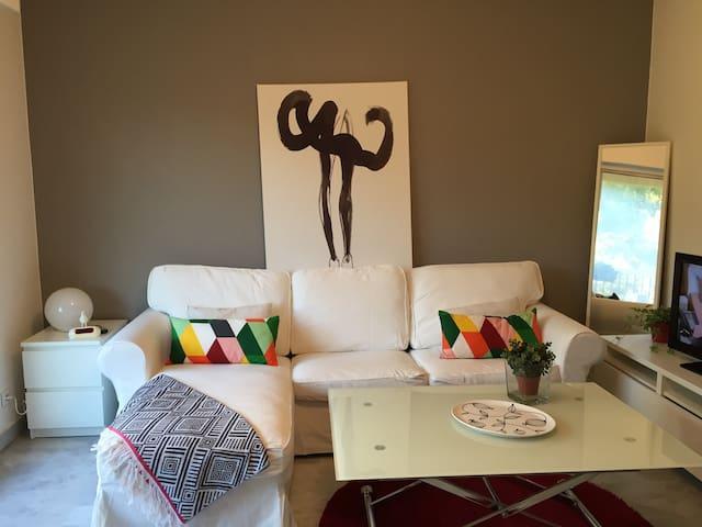 Joli studio au calme dans le quartier de Cimiez - Nice - Apartment