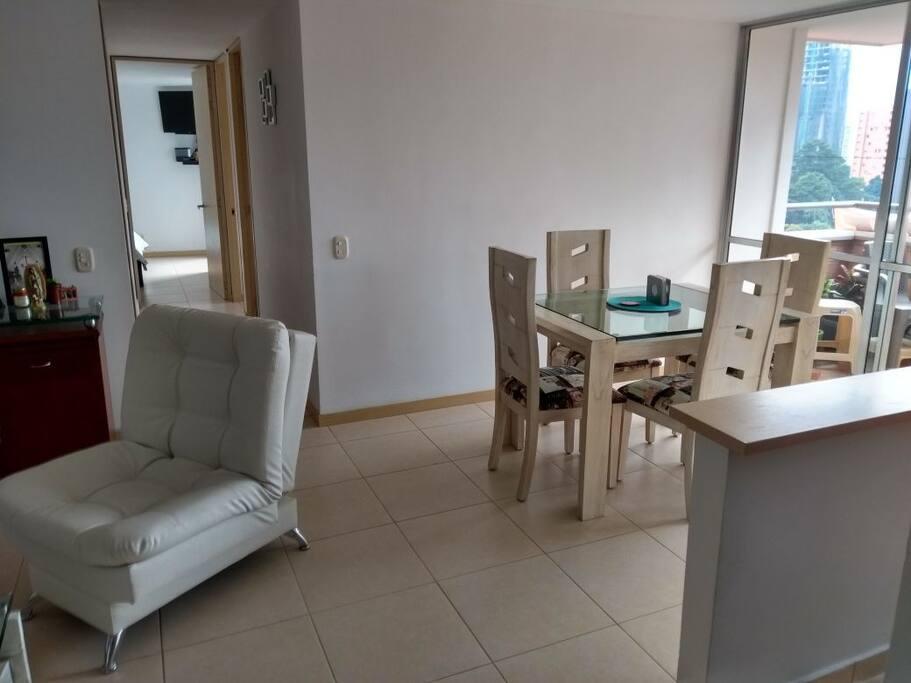 Sala Comedor Apartamento