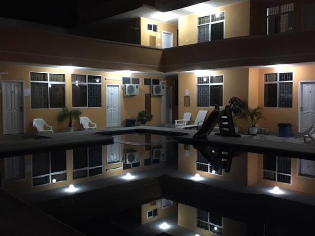 Hotel Sunshine - Playero - Tonsupa - Alberg
