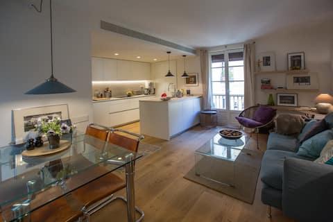 Luxury quiet private en-suite room in Gotico