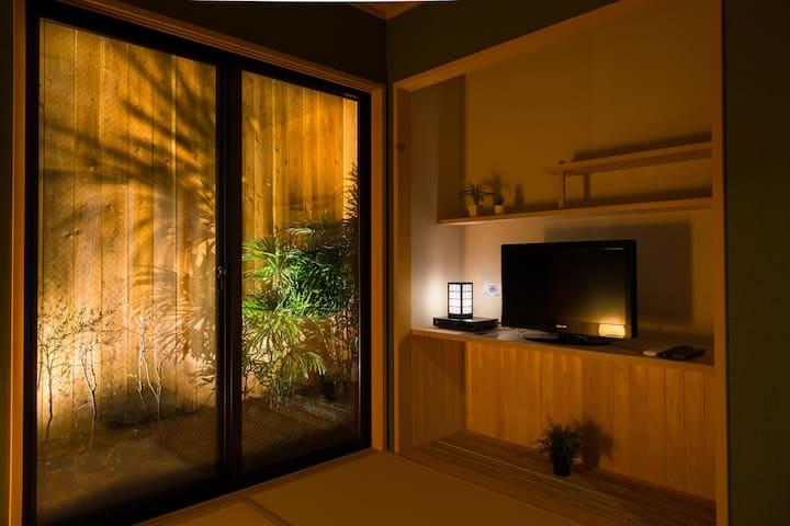 YADOYA Karasumain Japanese house Asakusa 3bedrooms