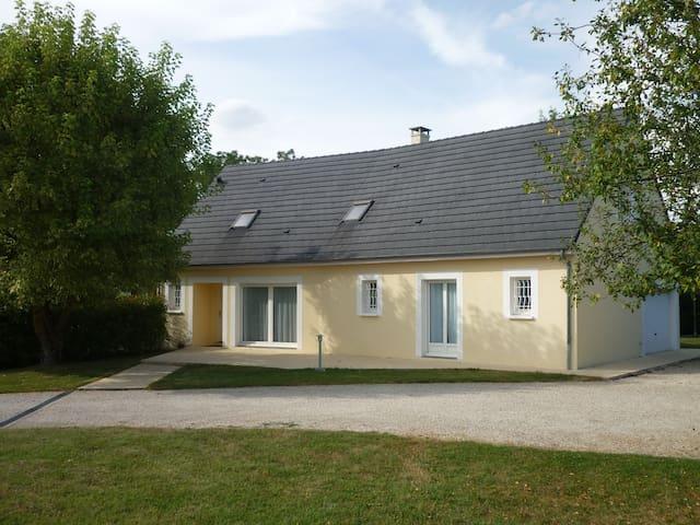 Maison en centre ville - Romorantin-Lanthenay - Casa