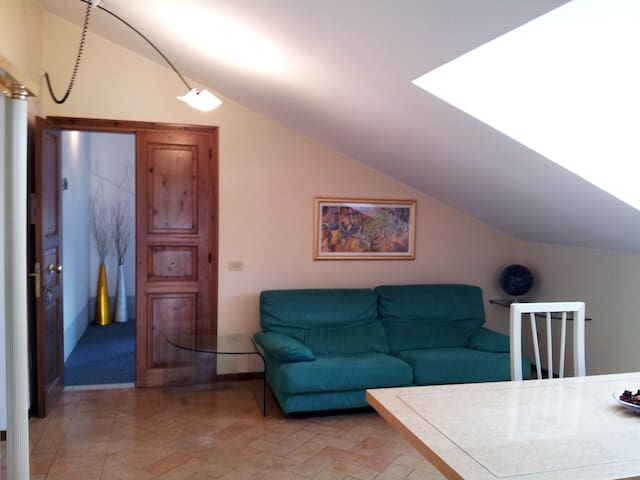 La Mansarda - Sugano di Orvieto - Appartement