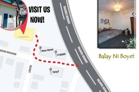 BalayniBOYET/45sqm w/ parking lot/nearMARKET
