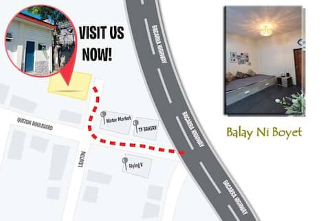 BalayniBOYET/45sqm w/ parking lot/nearMARKET