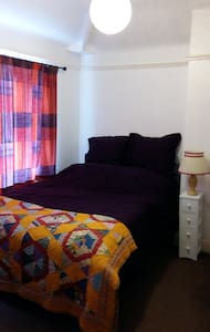 Double bedroom near station, UCLan - Preston - Hus