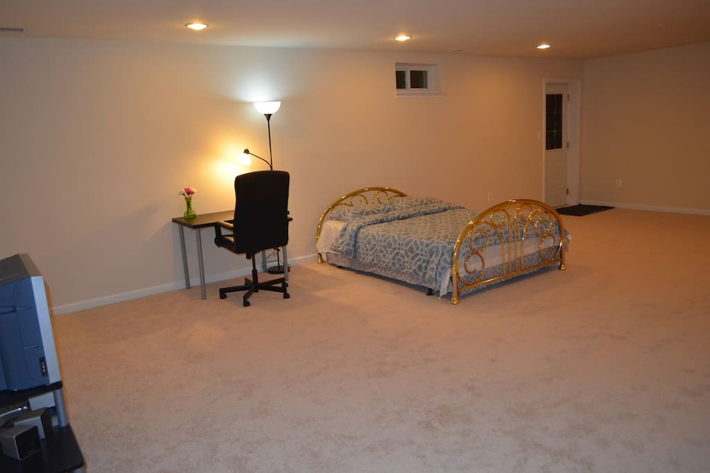 entire basement for rent at white marsh for rent in