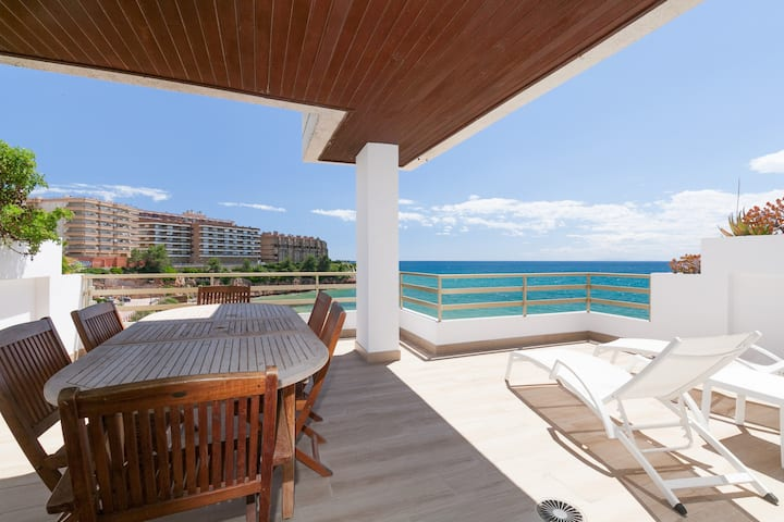 Beachfront Apartment · AirCon · Parking · Pool · UHC PLAYAMERO 331
