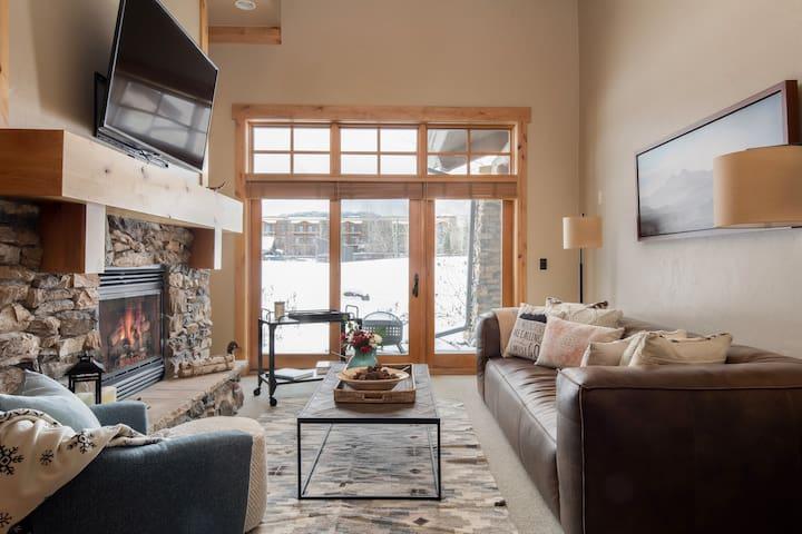 Moose Head Luxury Teton Springs Condo-