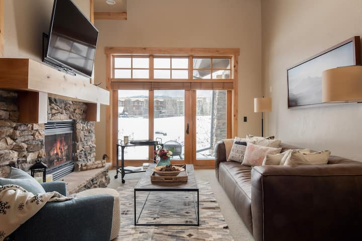 Moose Head Luxury Teton Springs Condo-