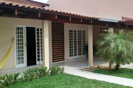 Alugo casa completa em Bonito Ms. - Bonito - Casa