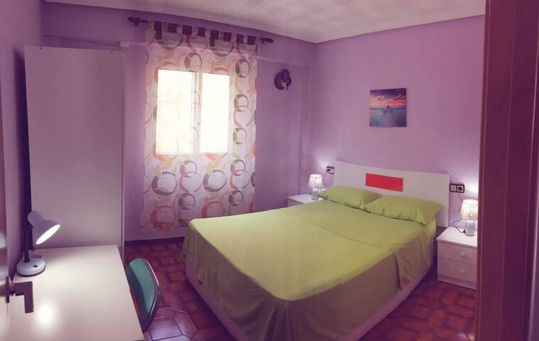 4 bedrooms in a new flat - València - Pis