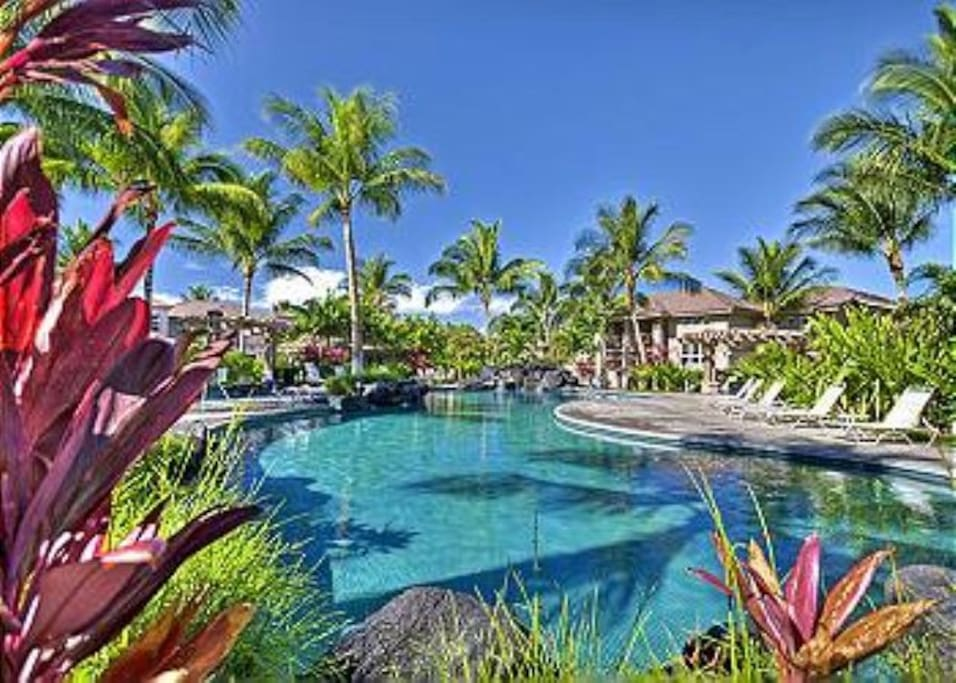 Waikoloa Colony Villas Pool