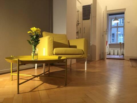 New stylish studio Prague center
