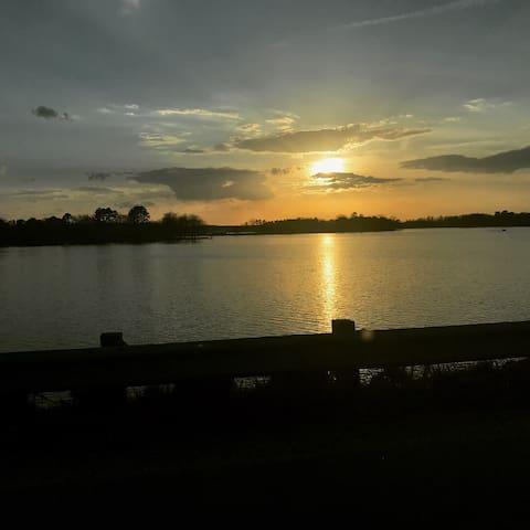 The Honey Hole - Unwind on Lake Murray