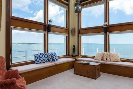 Beach House overlooking Cape Cod - Mattapoisett