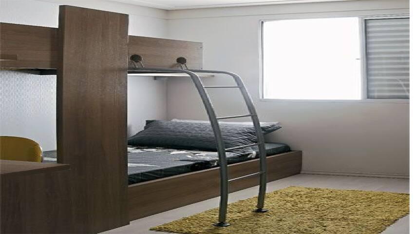 quarto em uma casa de familia - São Bernardo do Campo - House