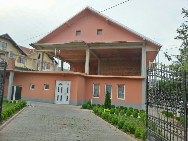 Logement pré de aéroport du Skopje - Oraovica - Haus