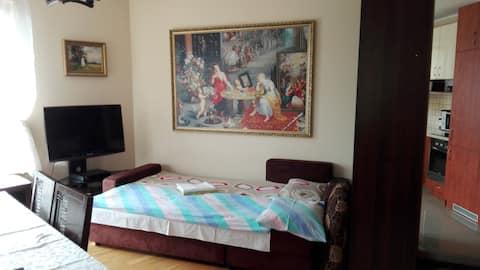 Przestronne mieszkanie na Podolszycach