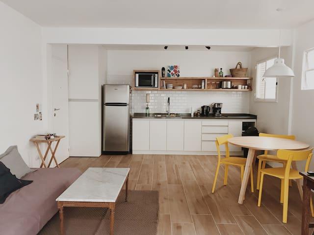 Cozy one bedroom Apartment in Recoleta