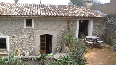 vacation in quiet villa in mallorca