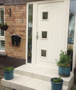 Friendly Spacious Comfortable Home - Castleknock - Bed & Breakfast