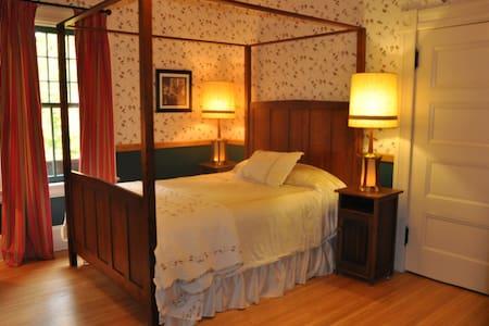 "1880 Victorian B&B ""Frog Room"" - Oberlin - Bed & Breakfast"