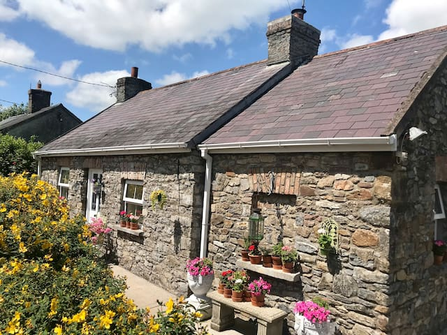 1890s Traditional Ballybride Cottage
