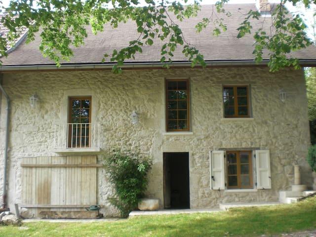 Maison de campagne - Les Échelles - Дом