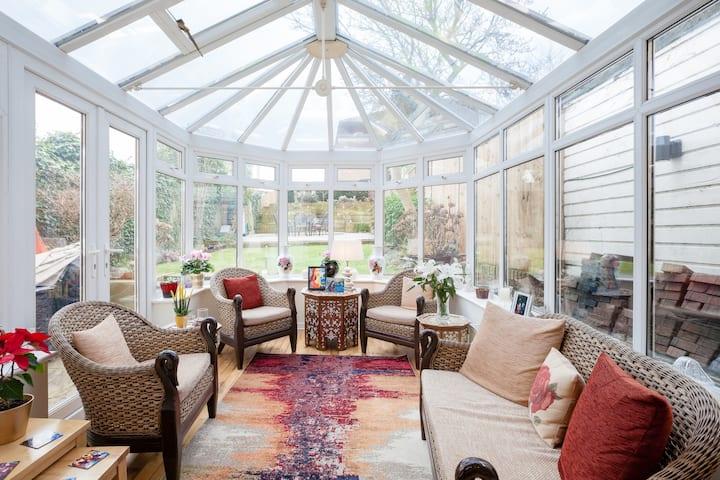 Wimbledon Village Luxury Home