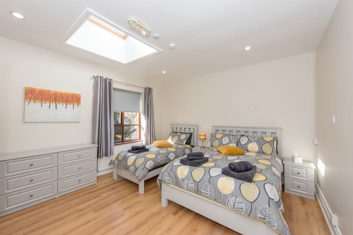 The Arch Accommodation - For comfort & convenience