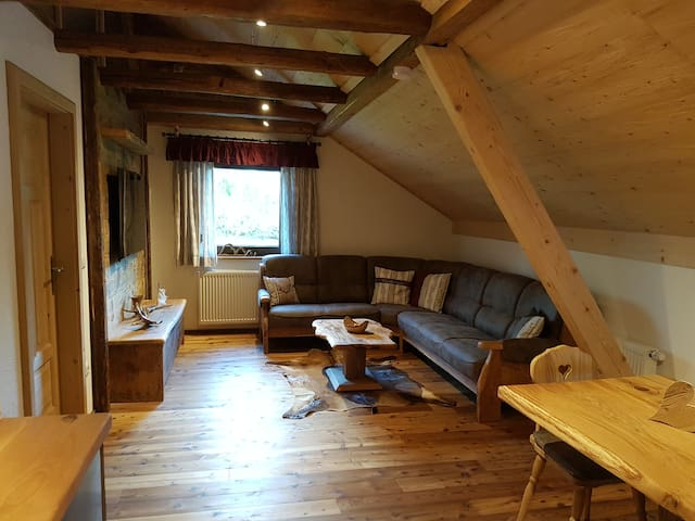Waidlersuite - Ferienwohnung im Chalet-Stil