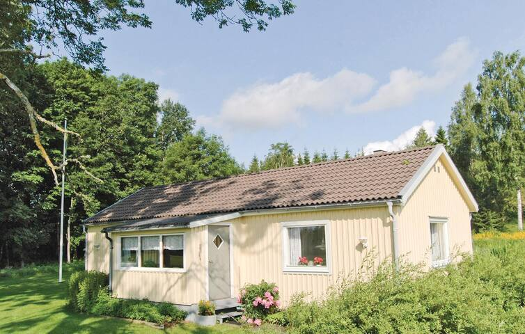 Holiday cottage with 1 bedroom on 59m² in Mellerud