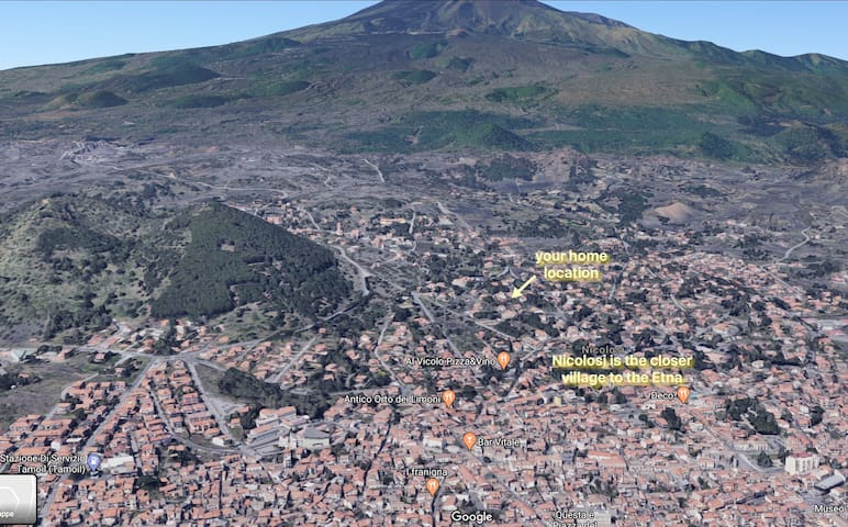 Etna, Sport Excursions & Relax in Nicolosi