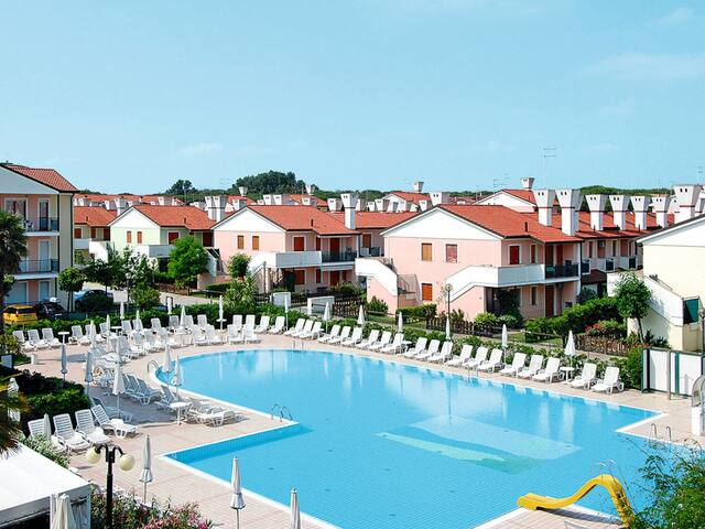 House Residenz Mediterraneo for 6 persons