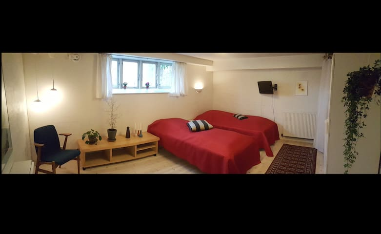 A cosy room in the northern part of Aarhus (1) - Aarhus
