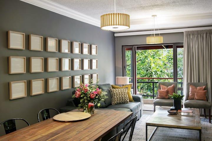 Beautiful Luxury Apartment in Central Stellenbosch