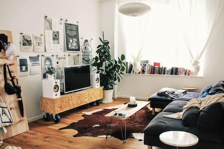 Huge Loft in the Heart of Neukölln - Berlin