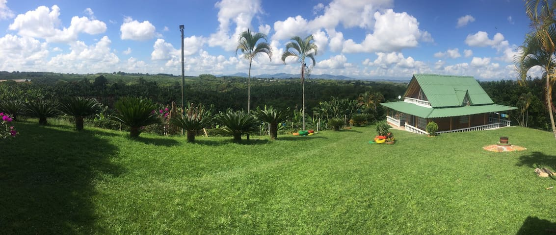 Entire Finca in Pereira - Great View