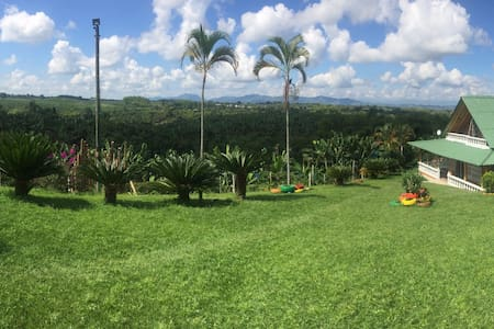 Entire Finca in Pereira - Great View - Pereira