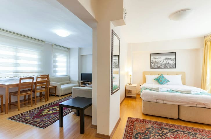(5) STUDIO IN OLD CITY SULTANAHMET - Fatih - Apartamento