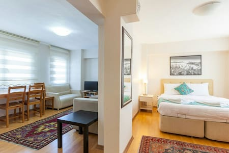 (5) STUDIO IN OLD CITY SULTANAHMET - Fatih