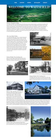 A little history on the Blue Building