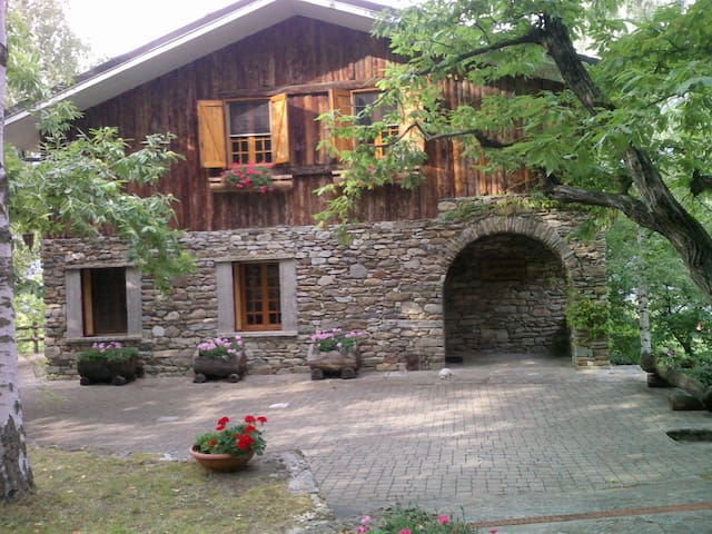 La Nostra Baita - A chalet in the mountains