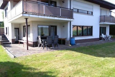 Apartment mit Küche, Bad und Garten - Bebra - Autre